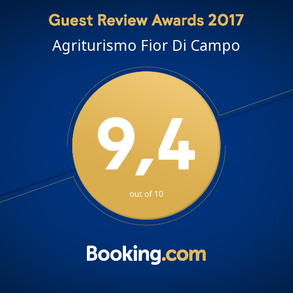 Punteggio Guest Review 2017 Booking